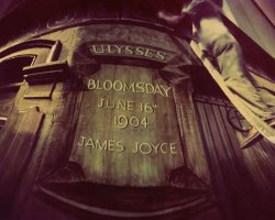 0865 - Ulysses Bloomsday 16 June 1904, J.J.