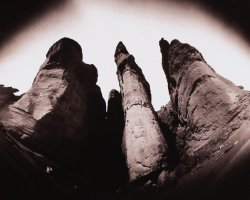 1265 - Timna valley- King salmon's pillars